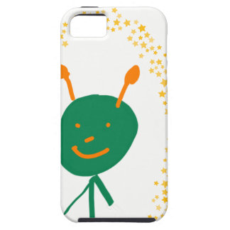 Alien stars iPhone 5 cover