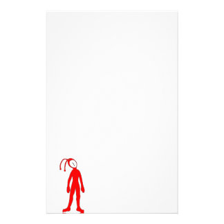 Alien Personalised Stationery
