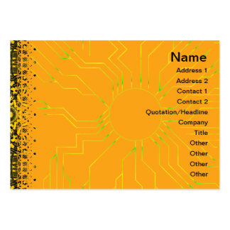 Alien Technology Alternate Big Pack Of Chubby Business Cards