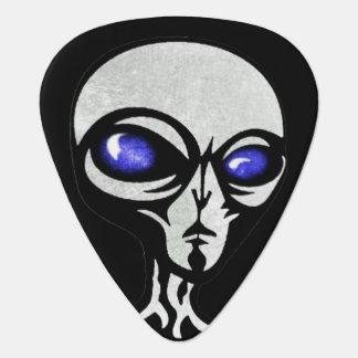 Alien, The Grey Guitar Pick