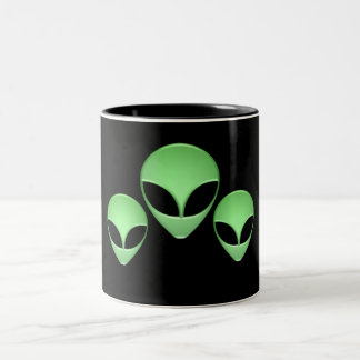 Alien Trio Coffee Mug