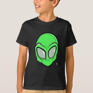 Alien UFO Extraterrestrial Cartoon GFX T-Shirt