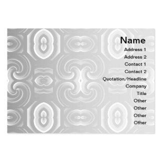 Alien Wall Decor Big Business Card Template