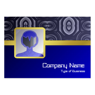 Alien Wall Decor Big Business Cards