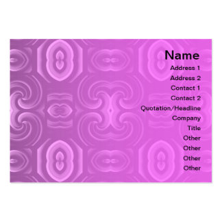 Alien Wall Decor Big Business Card Templates