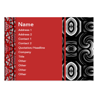 Alien Wall Decor Big Large Business Cards (Pack Of 100)