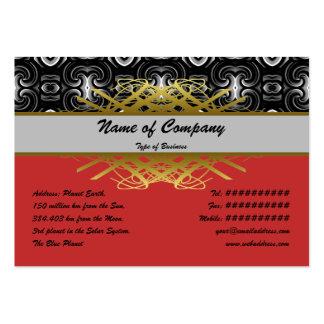 Alien Wall Decor Small Business Card Templates