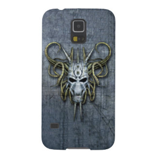 Alien Warrior Mask Galaxy S5 Cover