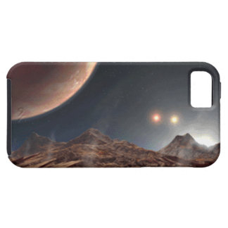 Alien World iPhone 5 Cover