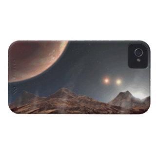 Alien World Blackberry Bold Case