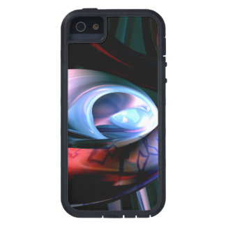 Alien Worlds Abstract iPhone 5 Cover