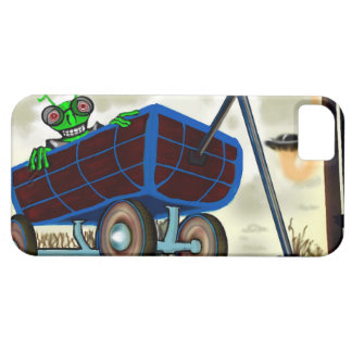 Alien Youngster Case For The iPhone 5