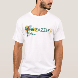 Alien Zazzle Blast T-Shirt