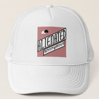 Alienated Anonymous Trucker Hat