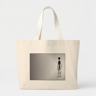 ALIENATED science fiction fantasy space walk alien Bag