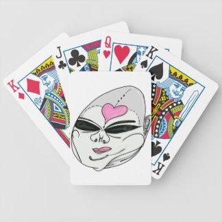 Alienbang Bicycle Playing Cards