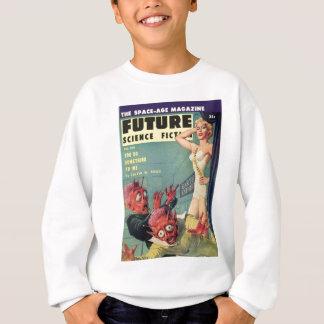 Aliens and Beauty Queen Sweatshirt
