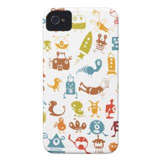 Aliens iPhone 4 Cases
