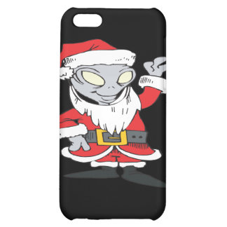 Aliens Celebrate Christmas Too Cover For iPhone 5C