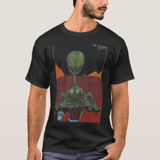 ALIENS GAVE US WEED! T-Shirt