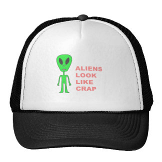 Aliens Look Like Crap Cap