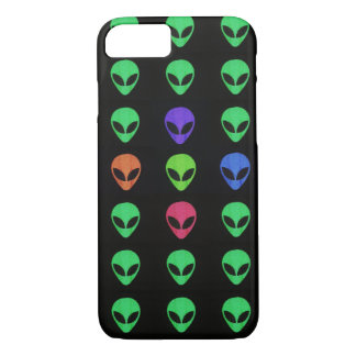 Aliens Of A Different Color iPhone 7 Case