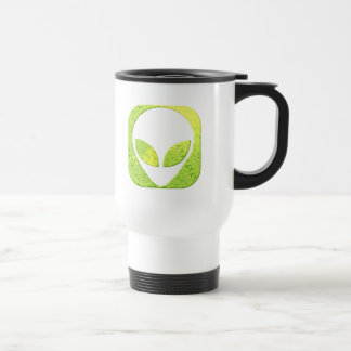 Aliens Plastic Travel Mug