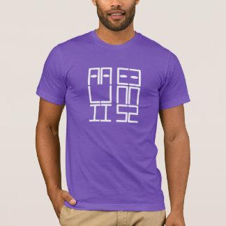 ALIENS Puzzle T-Shirt