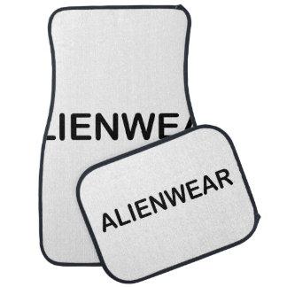 AlienWear Art Car Mat