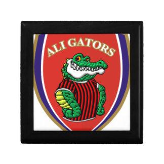 Aligator Gift Box