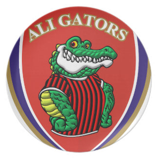 Aligator Plate