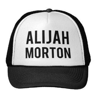 Alijah Morton Trucker Hat