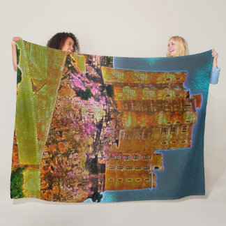 Alila Fort Bishangarh, India Acrylic Art Fleece Blanket