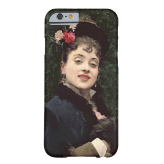 Aline Masson, the Artist's Model (oil on panel) Barely There iPhone 6 Case