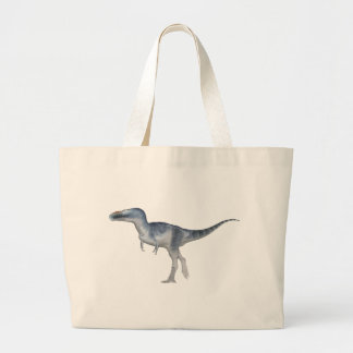 Alioramus Large Tote Bag