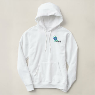 Ali's Fund Embroidered Hoodie