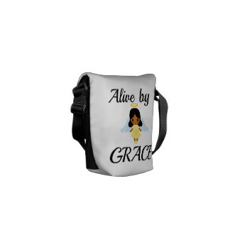 Alive by GRACE LADIES  BAG Courier Bags