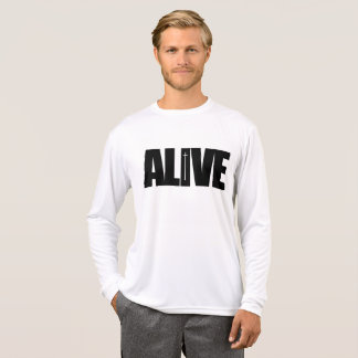 Alive - Men's long sleeve shirt