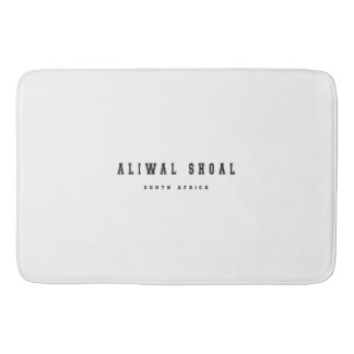 Aliwal Shoal South Africa Bath Mat