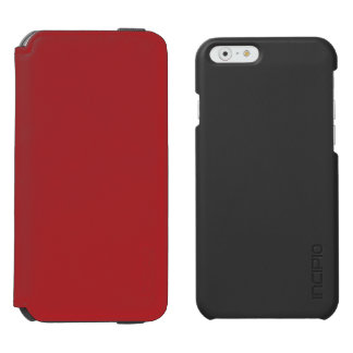 Alizarin Crimson Incipio Watson™ iPhone 6 Wallet Case