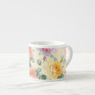 Alke buttercup espresso cup