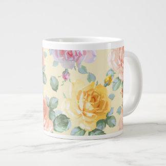 Alke buttercup large coffee mug