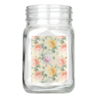 Alke buttercup mason jar