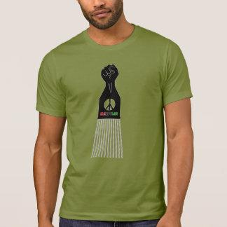 ALKEBULAN -NATURAL STATE OF MIND - PEACE FIST LONG T-Shirt