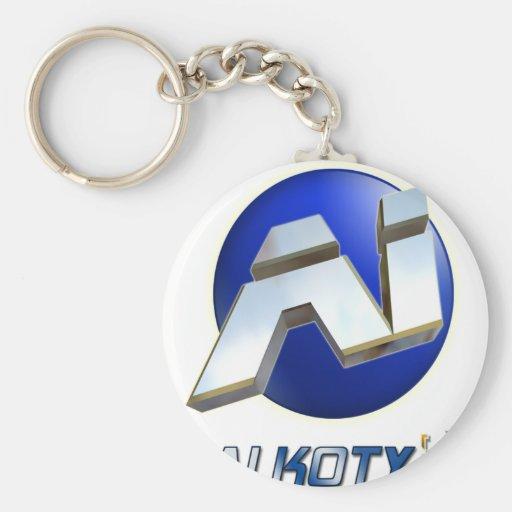 Alkoty Basics Keychains