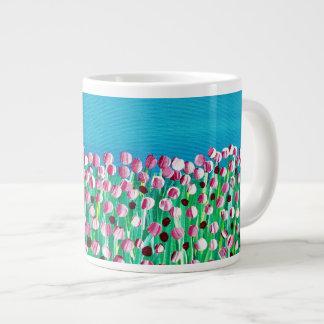 All A-Glow Large Coffee Mug