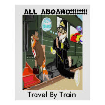 All Aboard!!!!! Poster