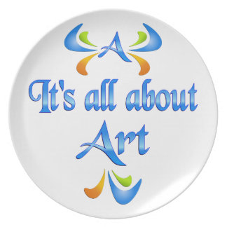 All About ART Plates