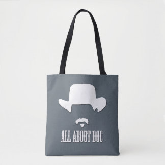 All About Doc Tote Bag