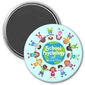 All About Kids School Psychology Magnet
